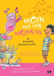 Moin and the monster by Anushka Ravishankar