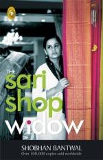 The Sari Shop Widow by Shobhan Bantwal