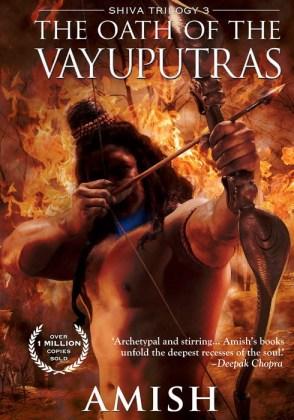 The Oath of the Vayuputras by Amih Tripathi