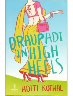 Drapadi in High heels by Adidi Kotwal