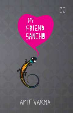 My friend Sanch by Amit Varma