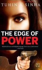The edge of power by Tuhin A Sinha