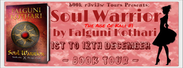 Soul Warrior Book Tour Banner (1)