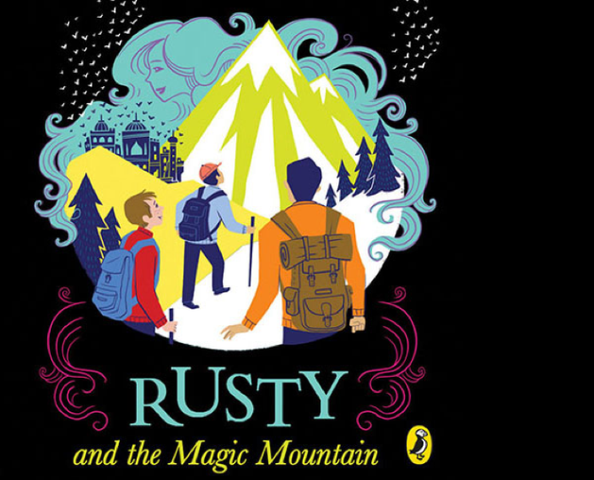 rusty and magic mountain